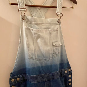 Marc By Marc Jacobs Blue Ombre Overalls